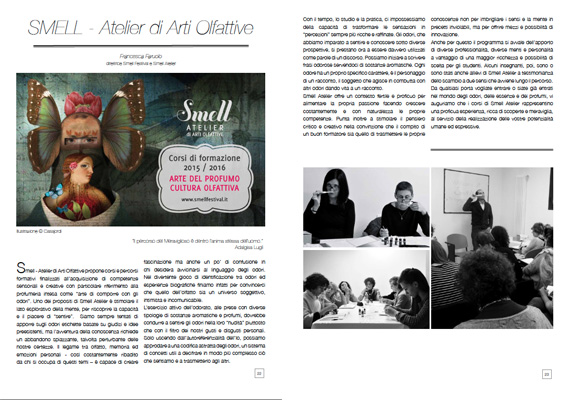 Smell Magazine n° 1